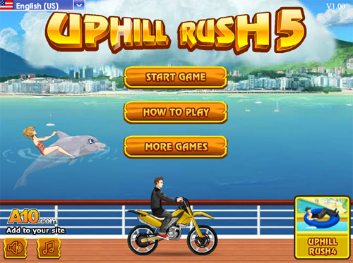 Click Here to play Uphill Rush 5